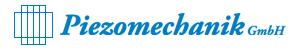 Piezomechanik GmbH