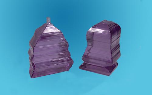 Laser crystals