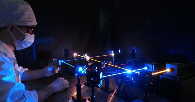 低価格レーザーパワーメーター
