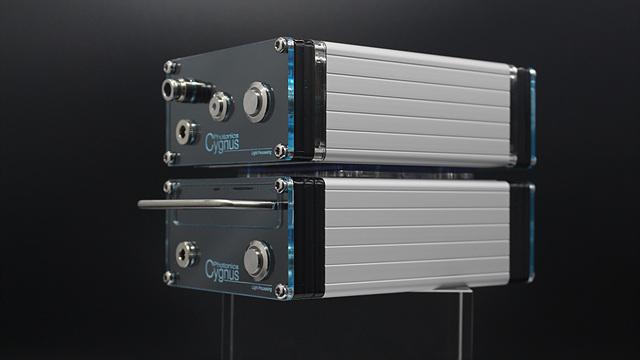 Π²-CYGNI:モジュール型サブミクロンパターニング&フォトリソグラフィーシステム