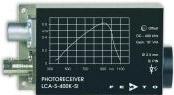 ローノイズフォトレシーバー・Photoreceivers Series LCA-S-400K