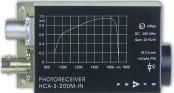 高速フォトレシーバー・Fast Photoreceivers Series HCA-S-200M