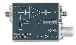 高速GHz電圧アンプ・High Speed GHz Amplifier Series HSA