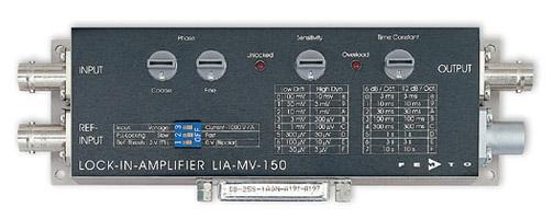 小型ロックインアンプ・Lock-In Amplifier Modules Series LIA-MV-150