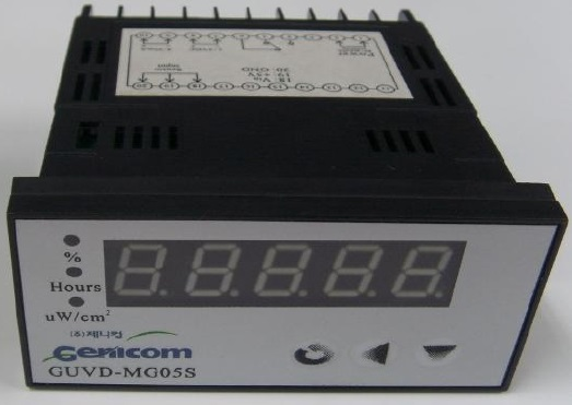 UV Radiometer5 紫外線放射計5