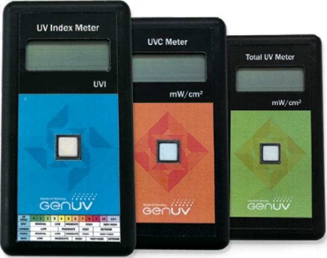 UV Radiometer7 ポータブル紫外線放射計