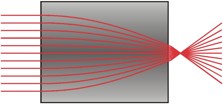 Fig.1 GRINレンズ