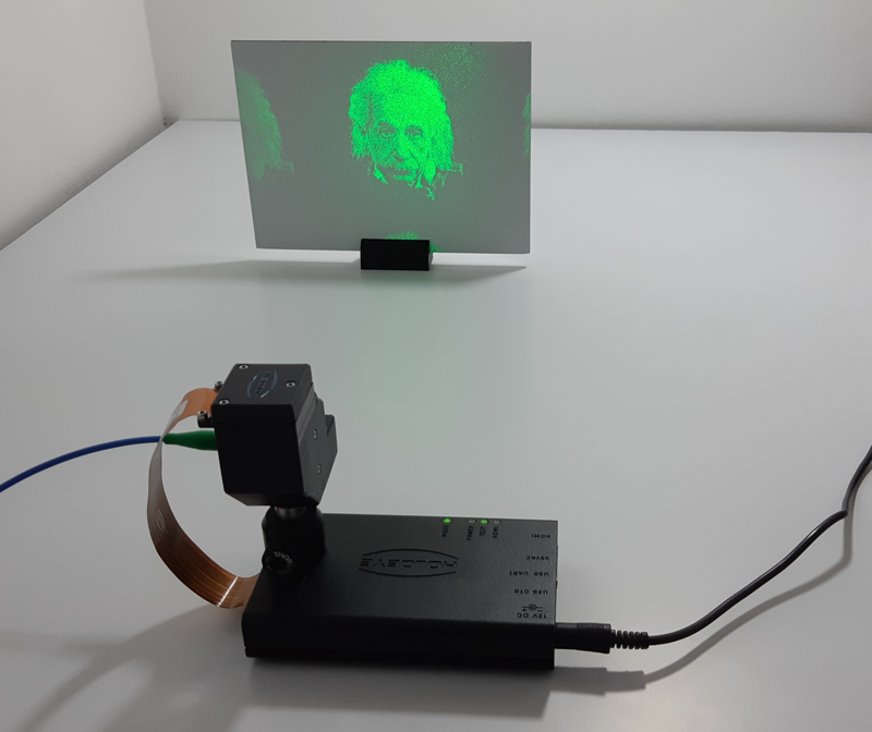 DPE - Diffractive Projection Engine