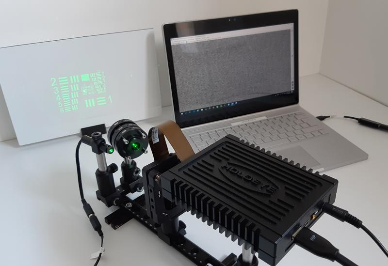 GAEA-2 10メガピクセル 空間光変調器(反射型)
