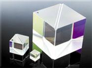 オプティカルコンタクト偏光ビームスプリッターキューブ