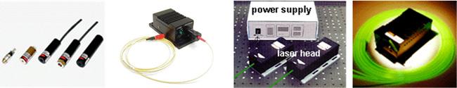 半導体励起固体レーザー