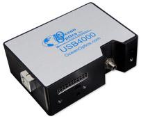USB4000 ファイバマルチチャンネル分光器