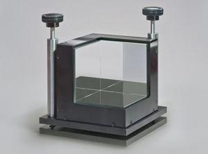 ツールキューブ 光軸設定 直角プリズム 平行平板