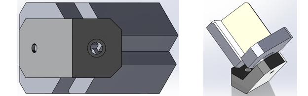 ロープロファイル リトロリフレクター