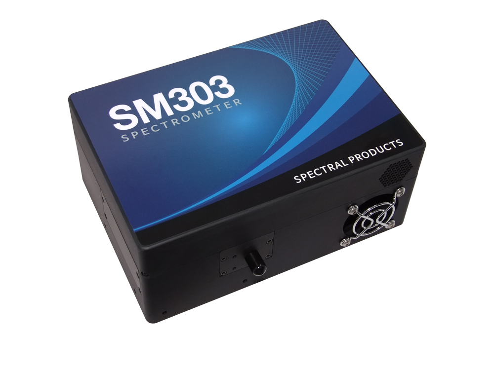 SM303 高性能TE冷却裏面入射型スペクトロメーター