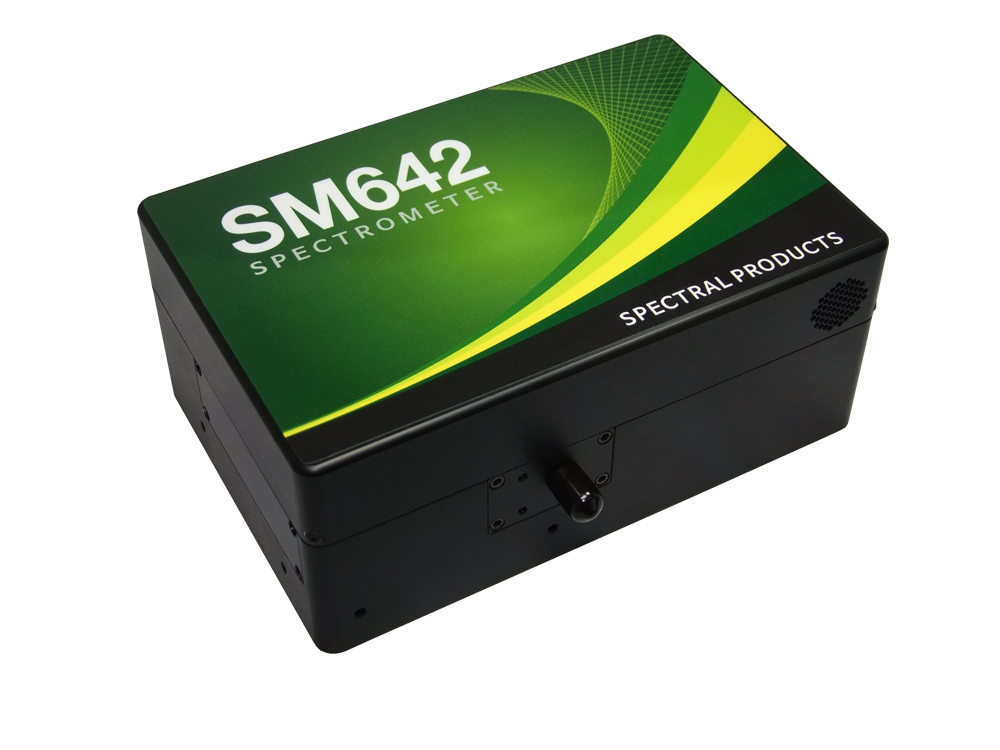 SM642 低ノイズ裏面入射型スペクトロメーター