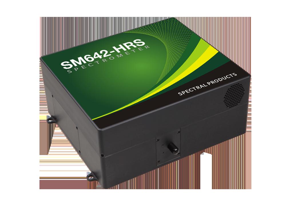 SM642-HRS 高分解能裏面入射型CCDスペクロトメーター
