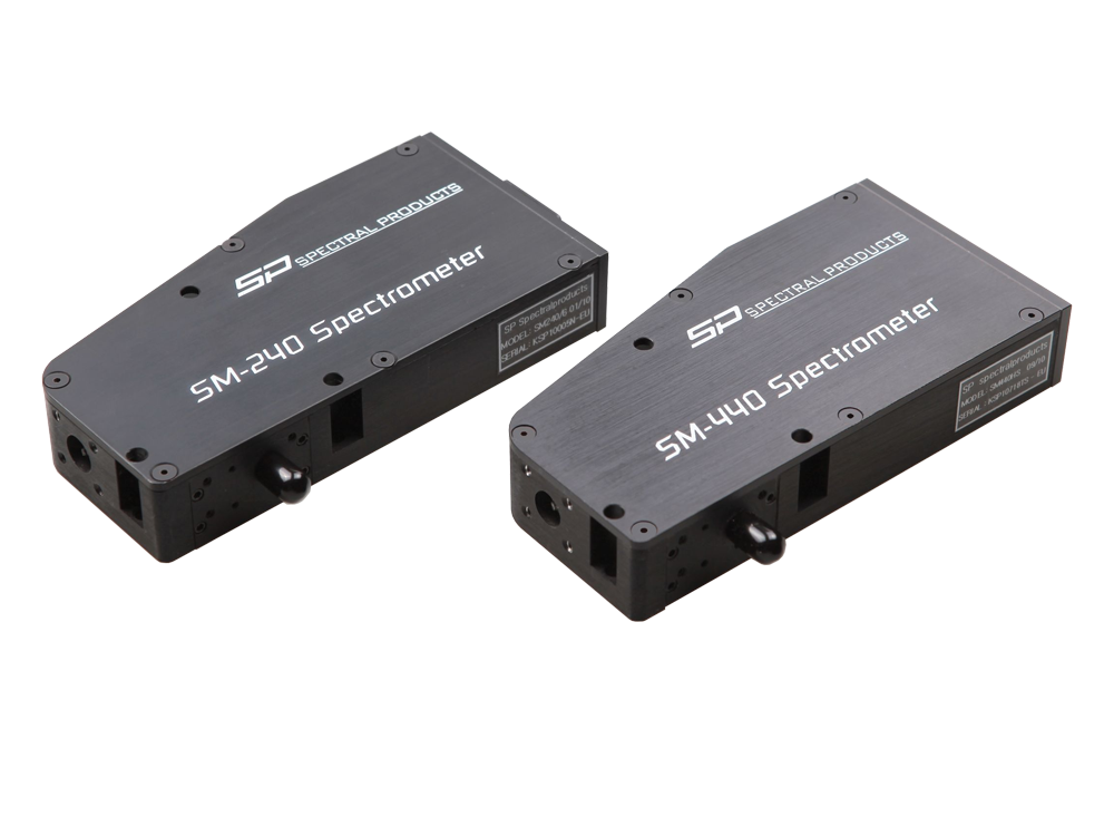 SM240/440: The Choice for Spectral Applications